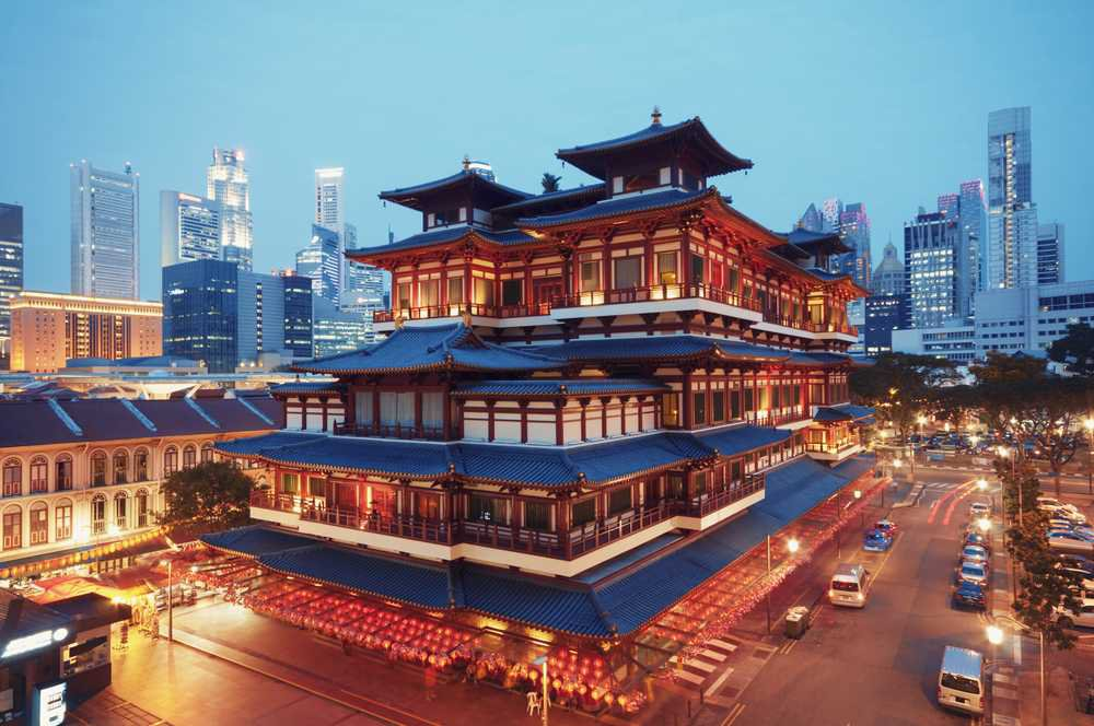 6 Must-Visit Heritage Places of Singapore