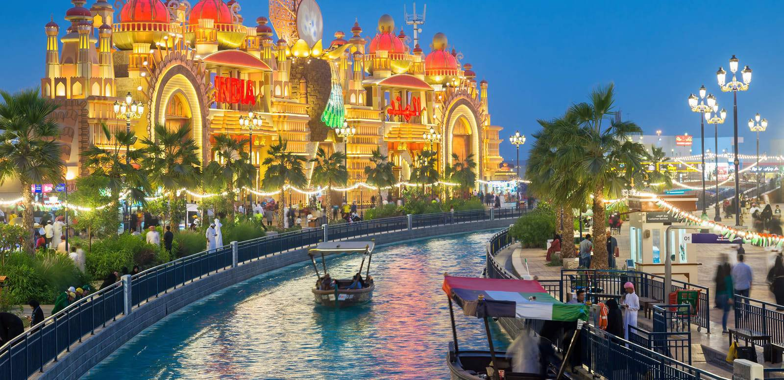 Top 10 Places to Visit in Dubai with Toddlers