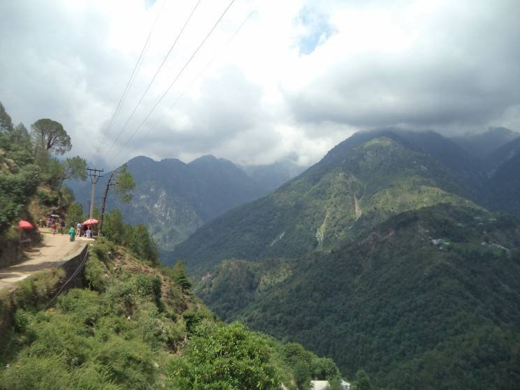 Naddi: Perfect Place To Unwind In Dharamsala