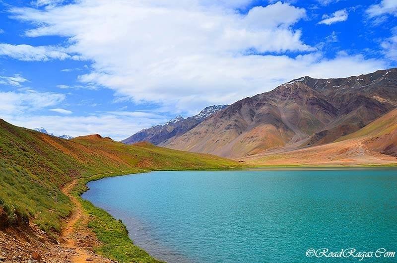 How to reach Chandratal Lake – A worthy attraction in Spiti Valley