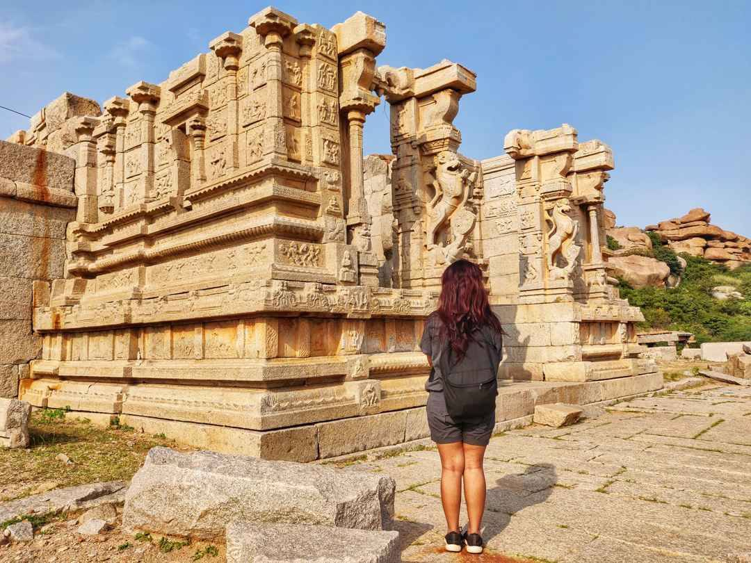 Exploring the Magnificent Spectacles of Hampi