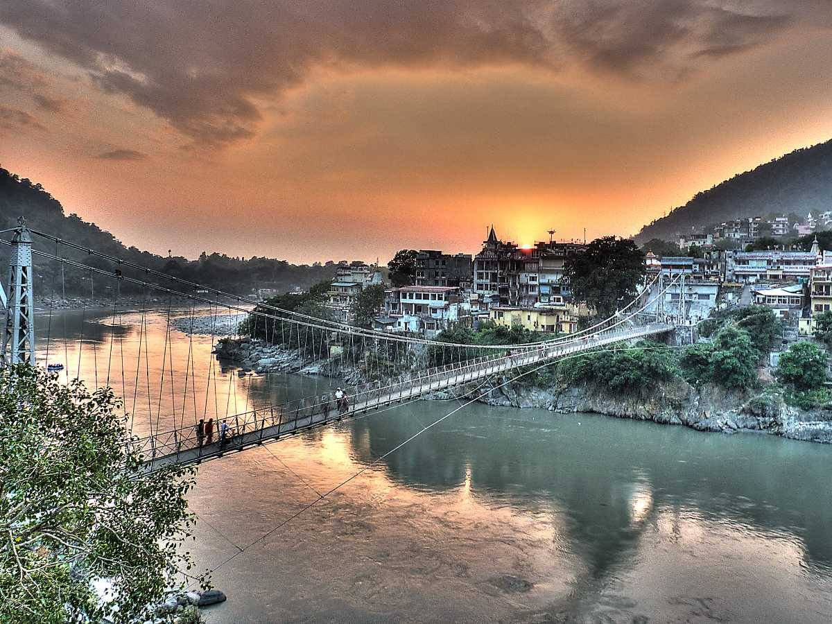 Rishikesh – In the Land of Saints and Trekkers