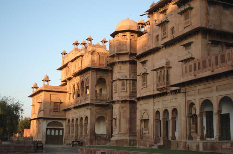 Places to visit and things to do in Bikaner