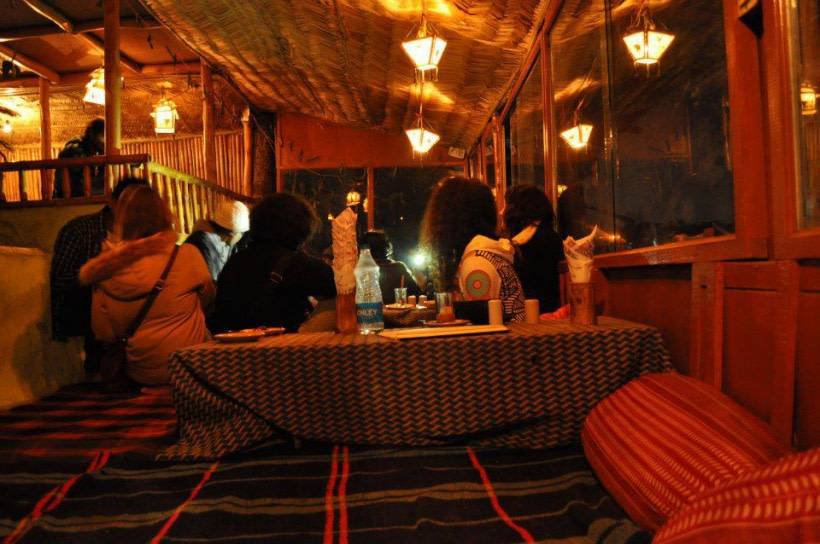 The Cafes I Loved in Rishikesh