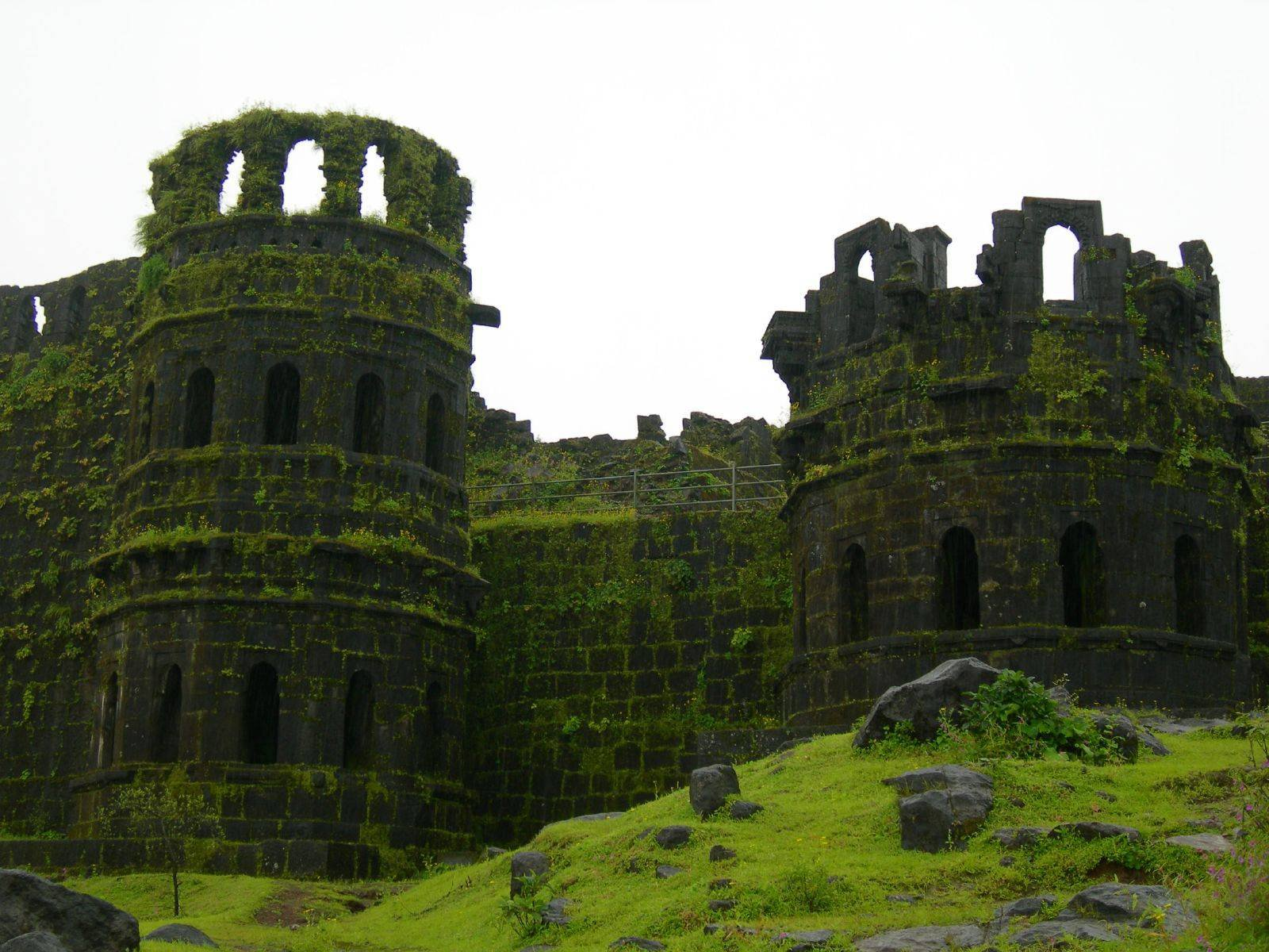 Raigad Fort : Stuff that legends are made up of