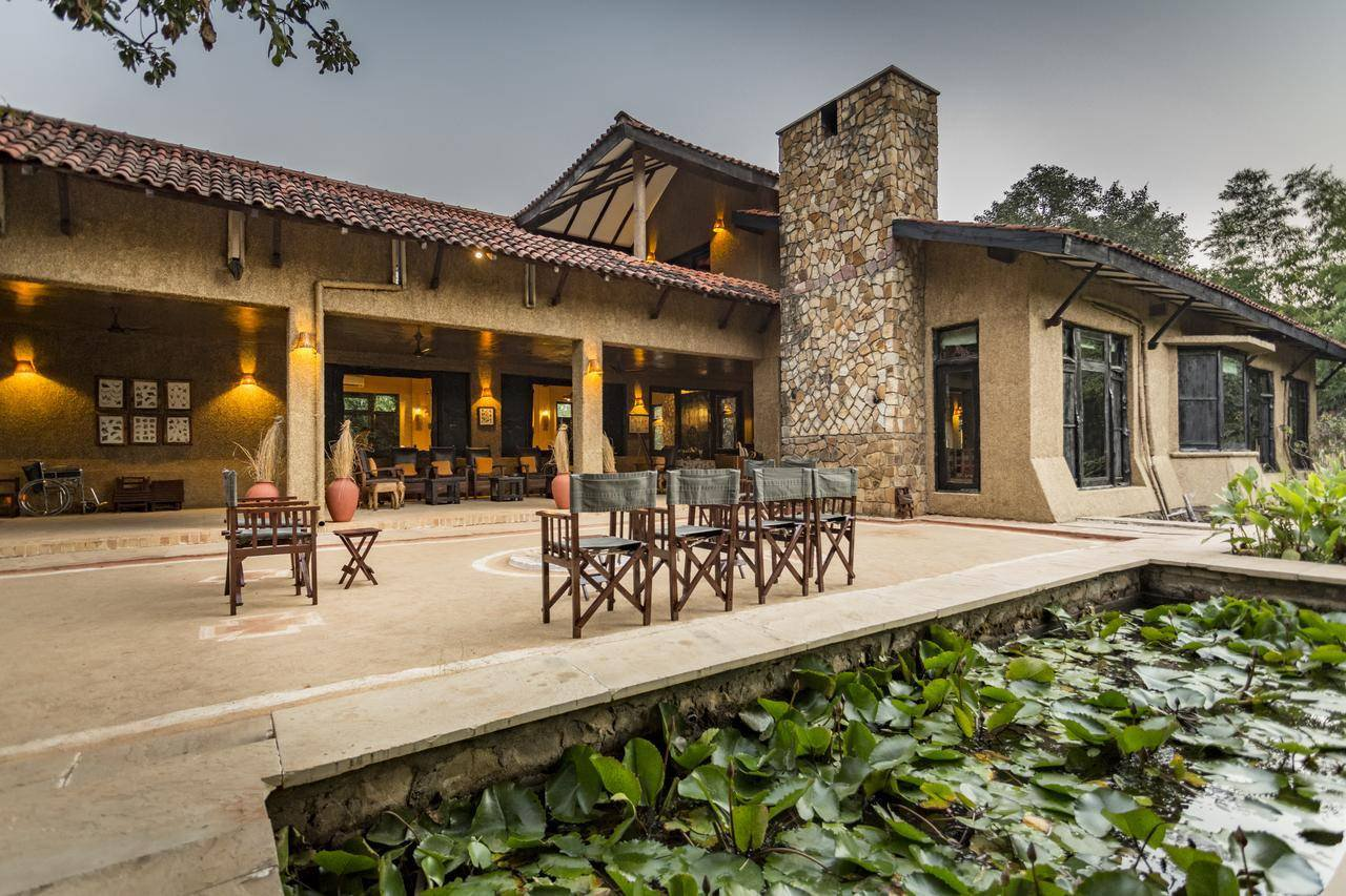 King's Lodge in Bandhavgarh: Living with the wild