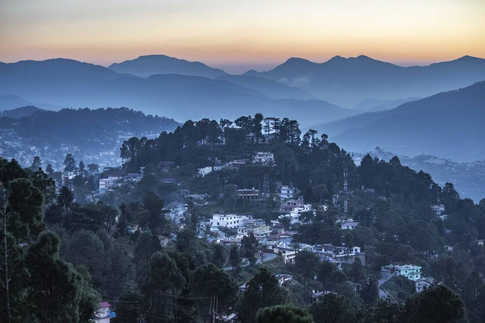 Almora - a town revisited