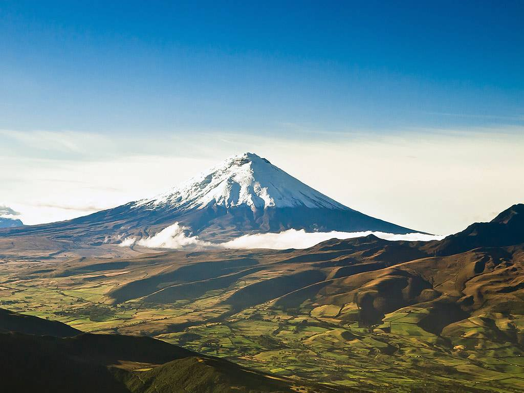 Cotopaxi Day Trip: Hiking and Cycling An Active Volcano
