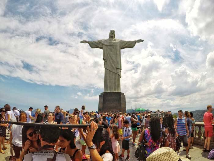Hiking Corcovado: Seeking Christ the Reedmer on the Mountaintop