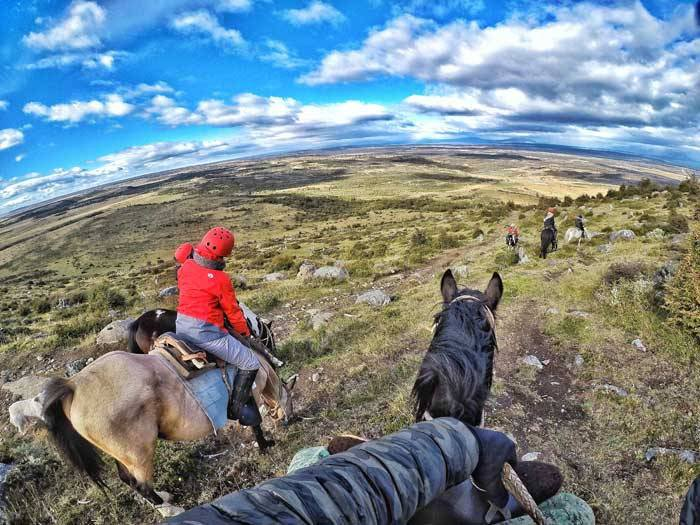 Horseback Riding with Gauchos in Puerto Natales
