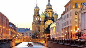 A Quick Guide to St. Petersburg, Russia