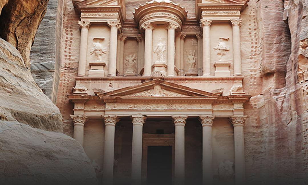 Petra, Traveling from here to Eternity
