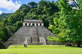 Indiana Jones and the Mayan Ruins of Palenque