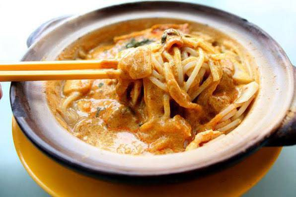 Authentic Street food of Singapore
