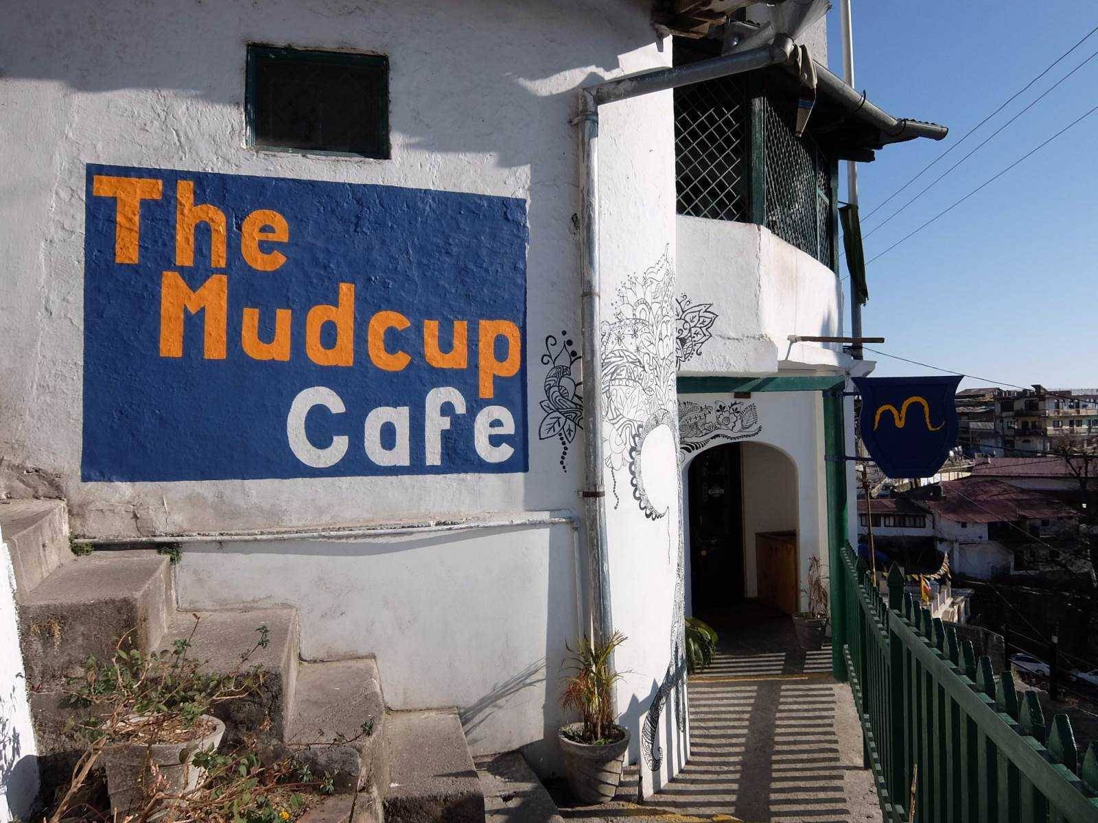 The Mudcup Cafe in Mussoorie
