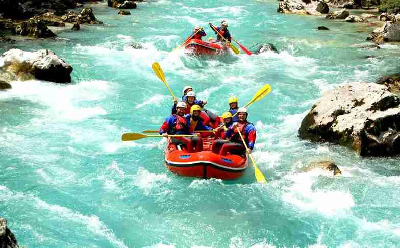 Rishikesh Rafting and Camping Tour