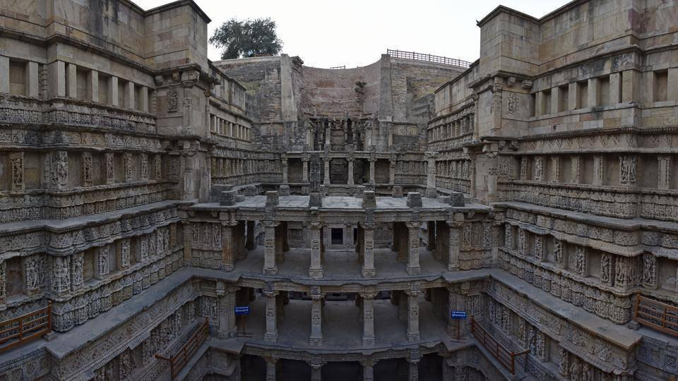 UNESCO world heritage sites in Gujarat - Rani ni Vav, Champaner-Pavagarh and Old Ahmedabad