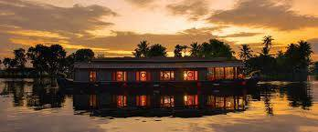 Cochin To Alleppey Tour
