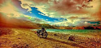 Exit From Ladakh
