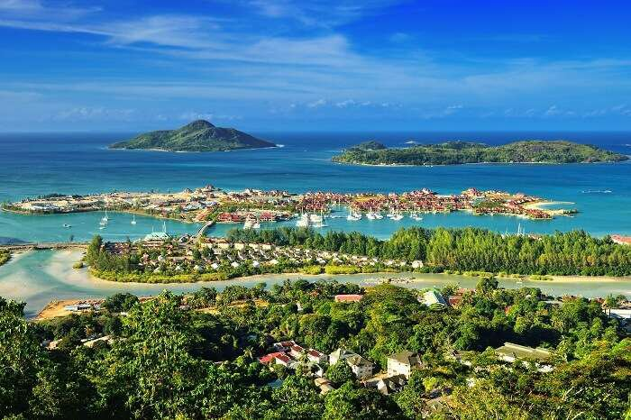 3 Nights 4 Days Mahe Island Seychelles Packages