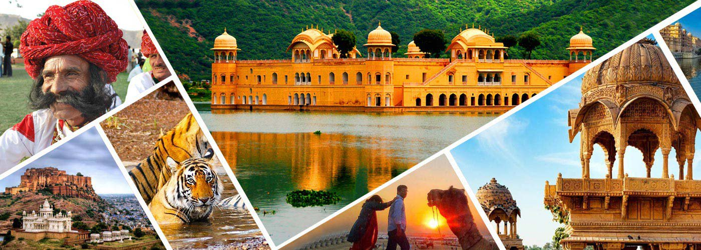 7+ best places to visit in Rajasthan