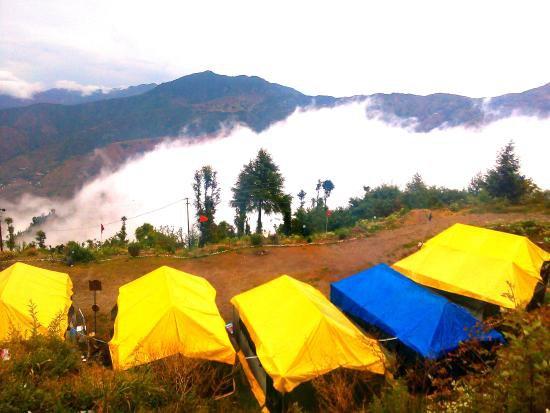 Dhanaulti Adventure & Camping Special