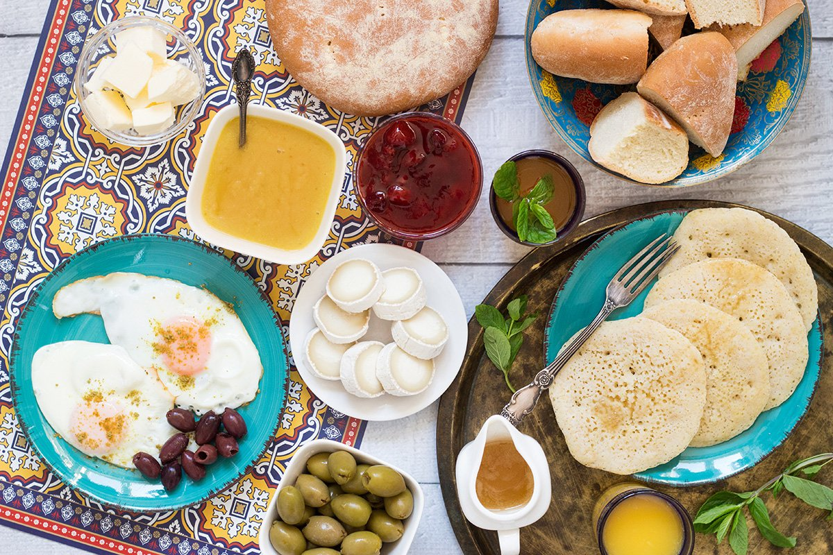 Food Travel Letting Moroccan Flavors Seduce You